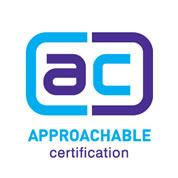 Approachable_Certification_Logo